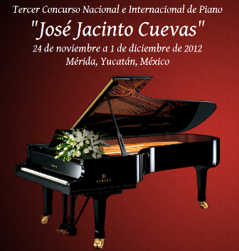 3er Concurso Nacional e Internacional de Piano